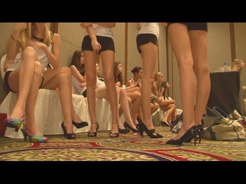 Documentaire Jumelles et top-models