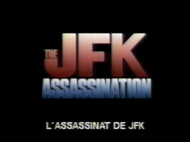 Documentaire L'assassinat de JFK : Les dossiers de Jim Garrison (1/2)
