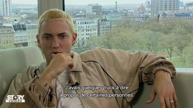 Documentaire La story d'Eminem