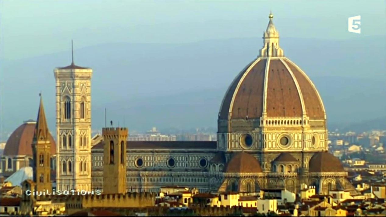 Documentaire Le Duomo de Florence, mystère de la renaissance