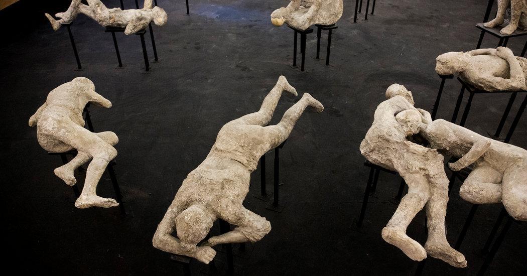 Documentaire Pompéi, la vie avant la mort (1/2)