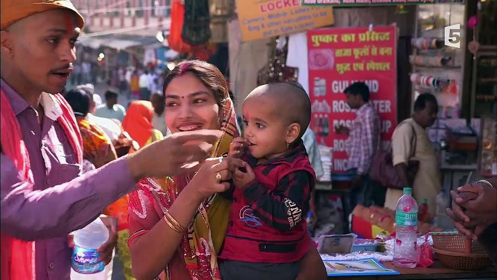 Documentaire Rajasthan, l'héritage des maharajahs