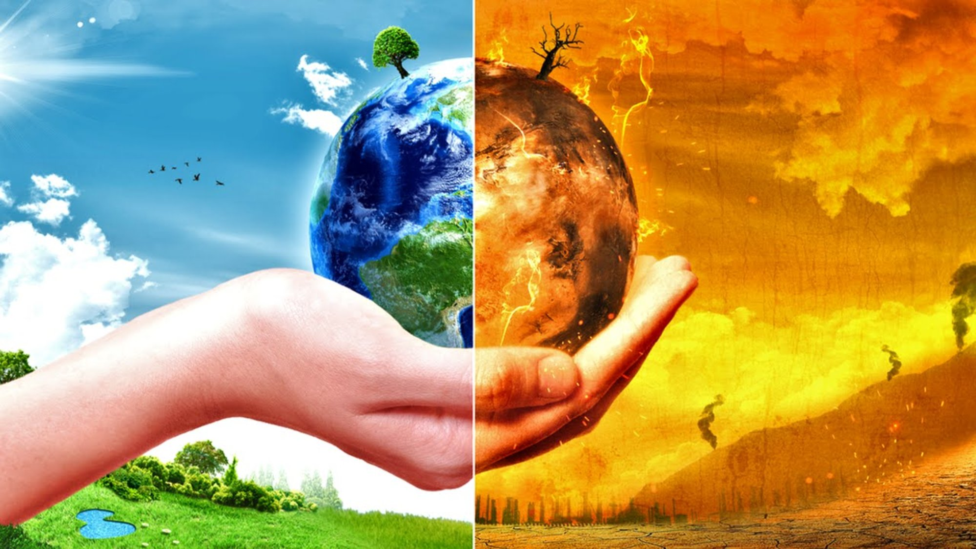 Documentaire Réchauffement climatique, les trois chiffres clés (1/2)
