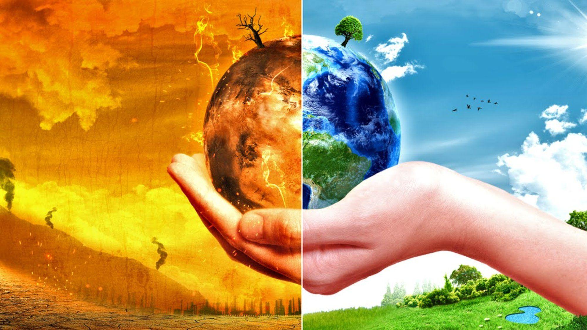 Documentaire Réchauffement climatique, les trois chiffres clés (2/2)