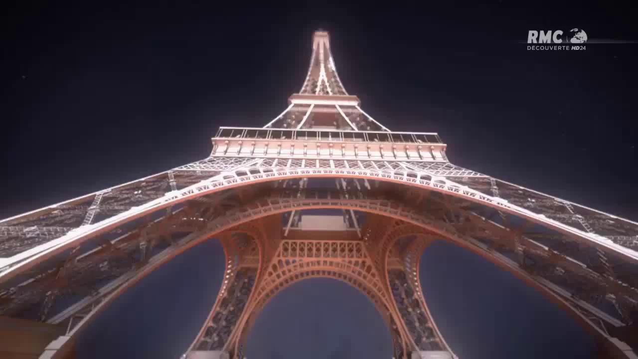 Documentaire Tour Eiffel : la grande épopée (1/2)