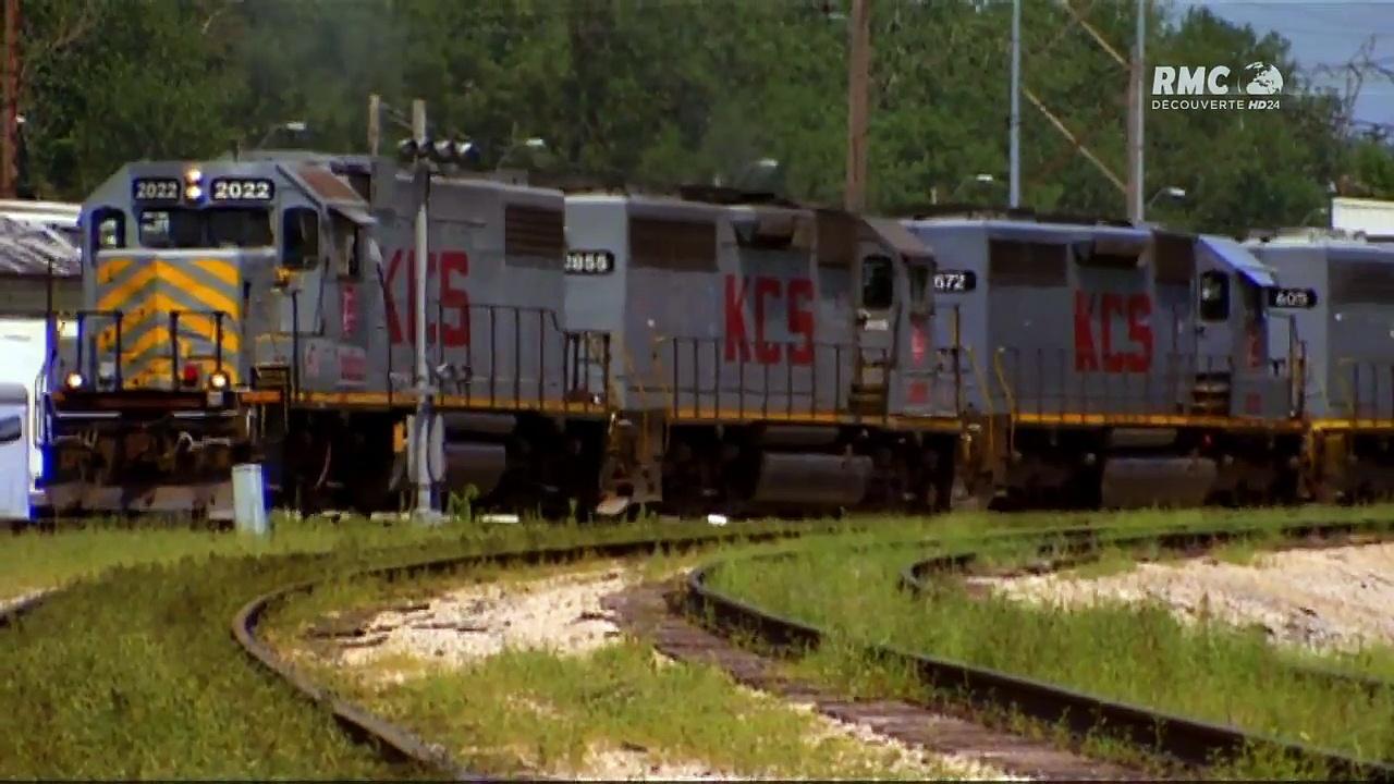 Documentaire Train à la casse