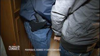 Documentaire Pickpockets, escrocs et cartes bancaires