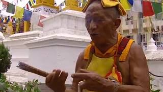 Documentaire Le grand Stoupa de Boudhanath