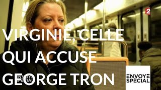 Documentaire Procès de Georges Tron : celle qui accuse
