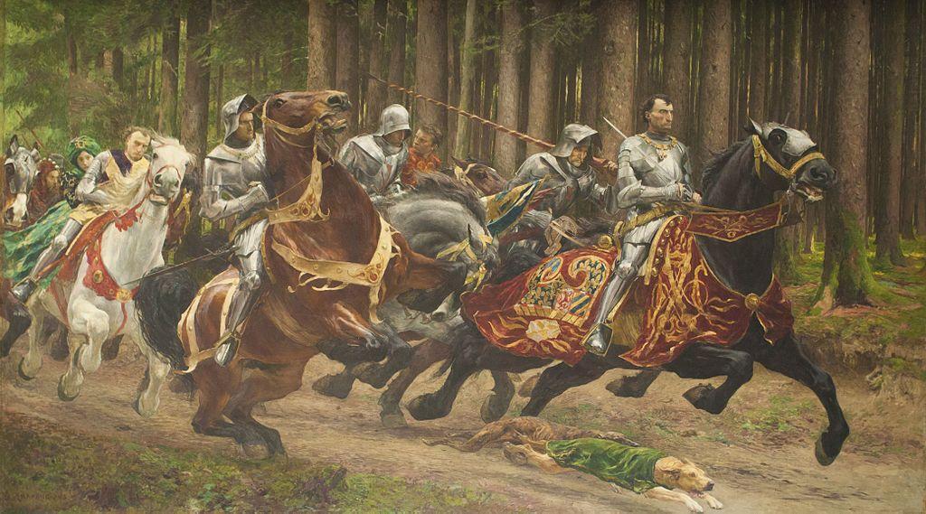 Documentaire La guerre des trônes, la véritable Histoire de l'Europe – Le jeu des alliances (1461-1483)