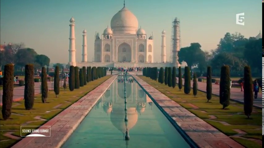 Documentaire L'énigme du Taj Mahal