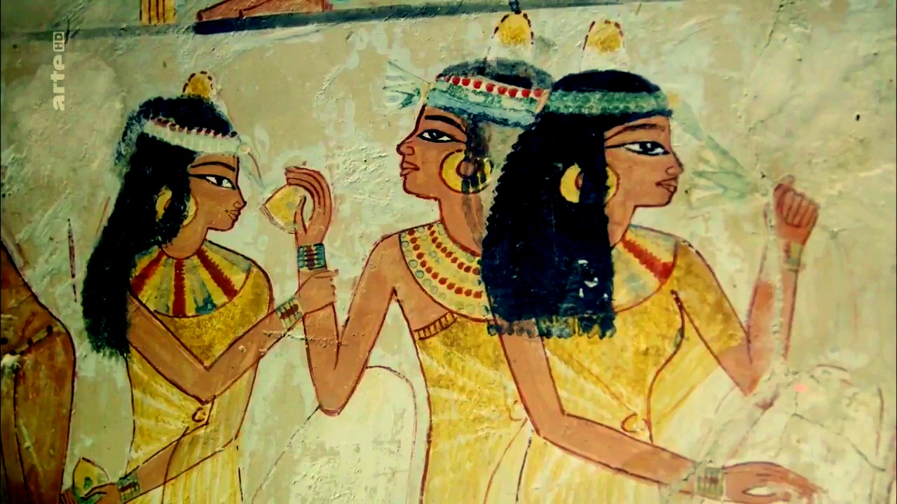 Documentaire Le harem du pharaon soleil (1/2)