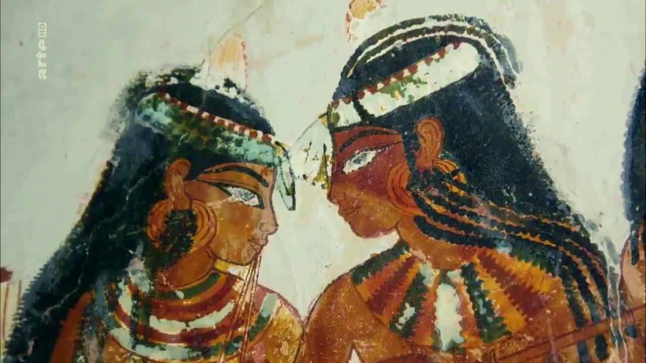 Documentaire Le harem du pharaon soleil (2/2)