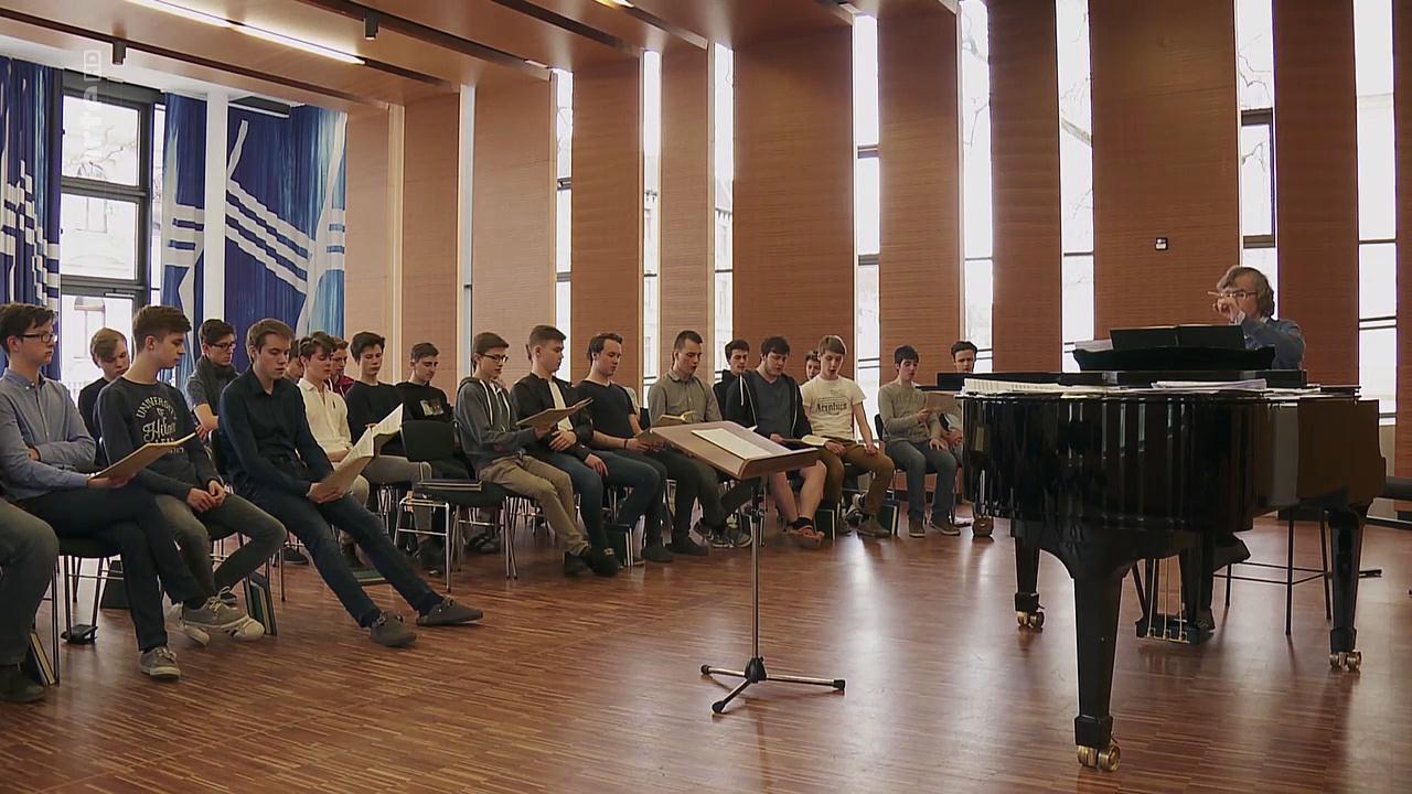 Documentaire Leipzig, les légendaires petits chanteurs