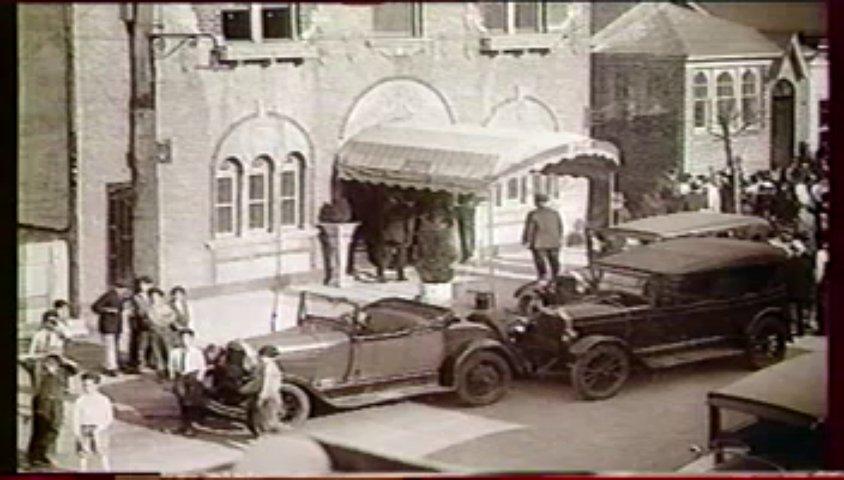 Documentaire Lucky Luciano : le patron de la mafia