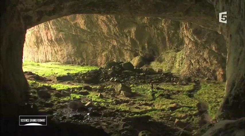 Documentaire Patagonie, l'île oubliée (1/2)