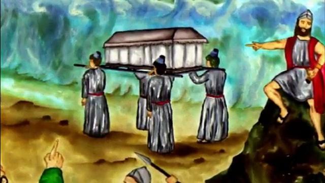 Documentaire À la recherche des reliques saintes – L'Arche d'Alliance