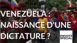 Documentaire Venezuela, naissance d'une dictature