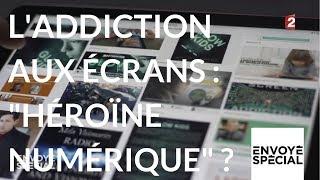 Documentaire L'addiction aux écrans, l'héroïne numérique