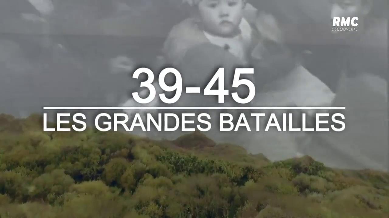 Documentaire 39-45, les grandes batailles – Le bombardement du 3e Reich