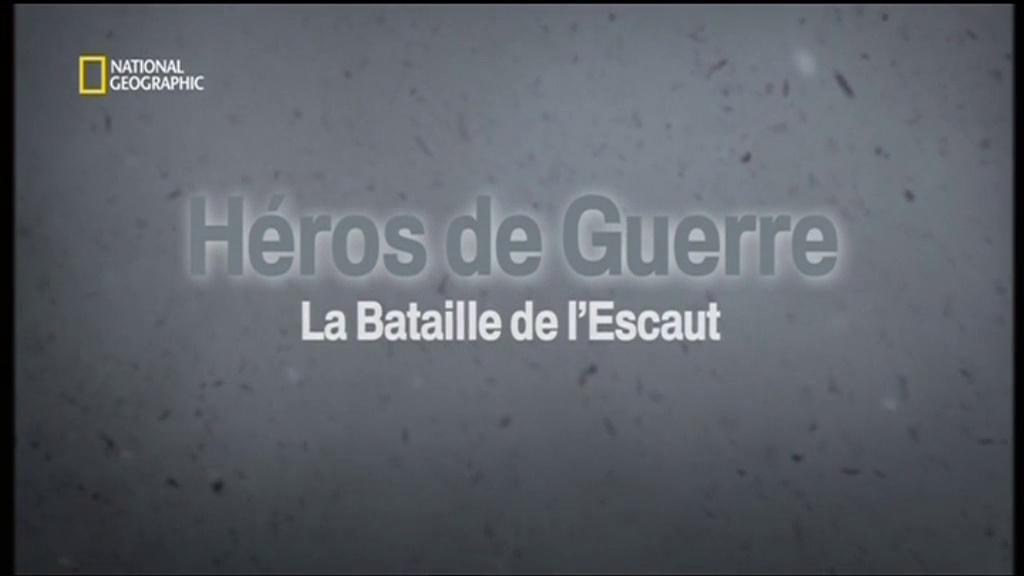 Documentaire La bataille de l'Escaut