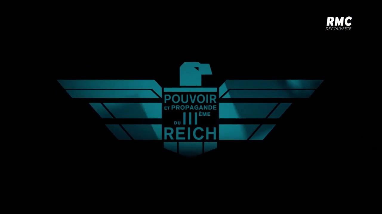 Documentaire Pouvoir et propagande du 3e Reich – Les armes de la propagande