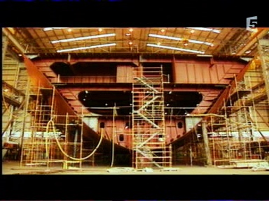 Documentaire La base de lancement Sea Launch