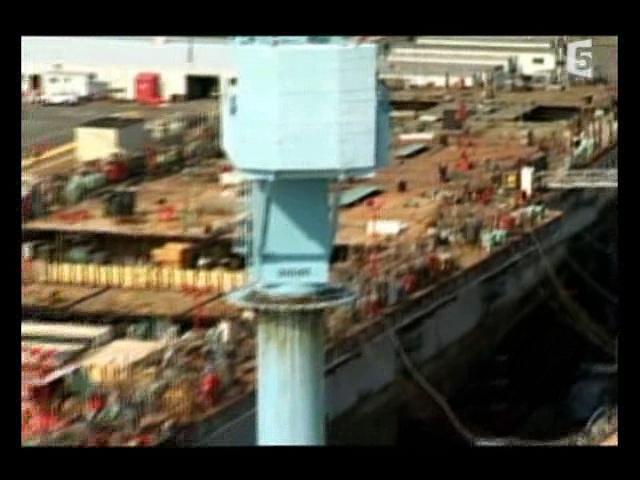 Documentaire Le porte-avions USS Ronald Reagan