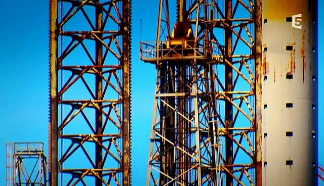 Documentaire Les plateformes pétrolières