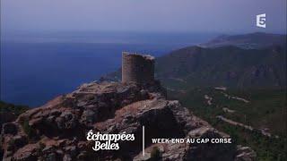 Documentaire Échappées belles – Week-end au Cap Corse