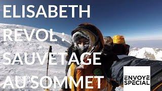 Documentaire Elisabeth Revol, sauvetage au sommet