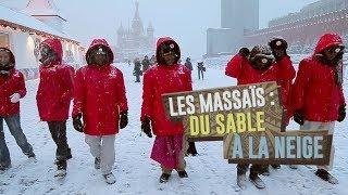 Documentaire Les Massaïs, du sable à la neige
