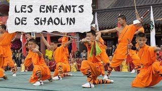 Documentaire Les enfants de Shaolin
