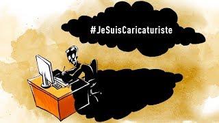 Documentaire #JESUISCARICATURISTE