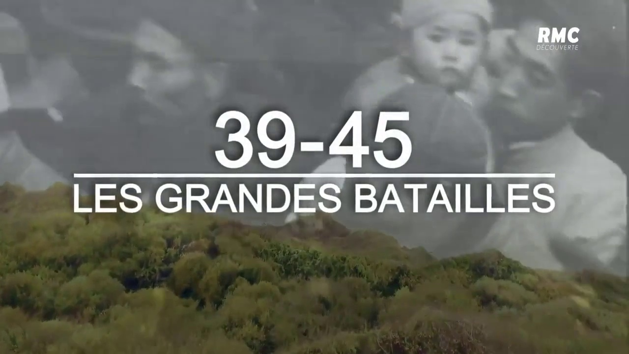 Documentaire 39-45, les grandes batailles – Face à l'armée rouge