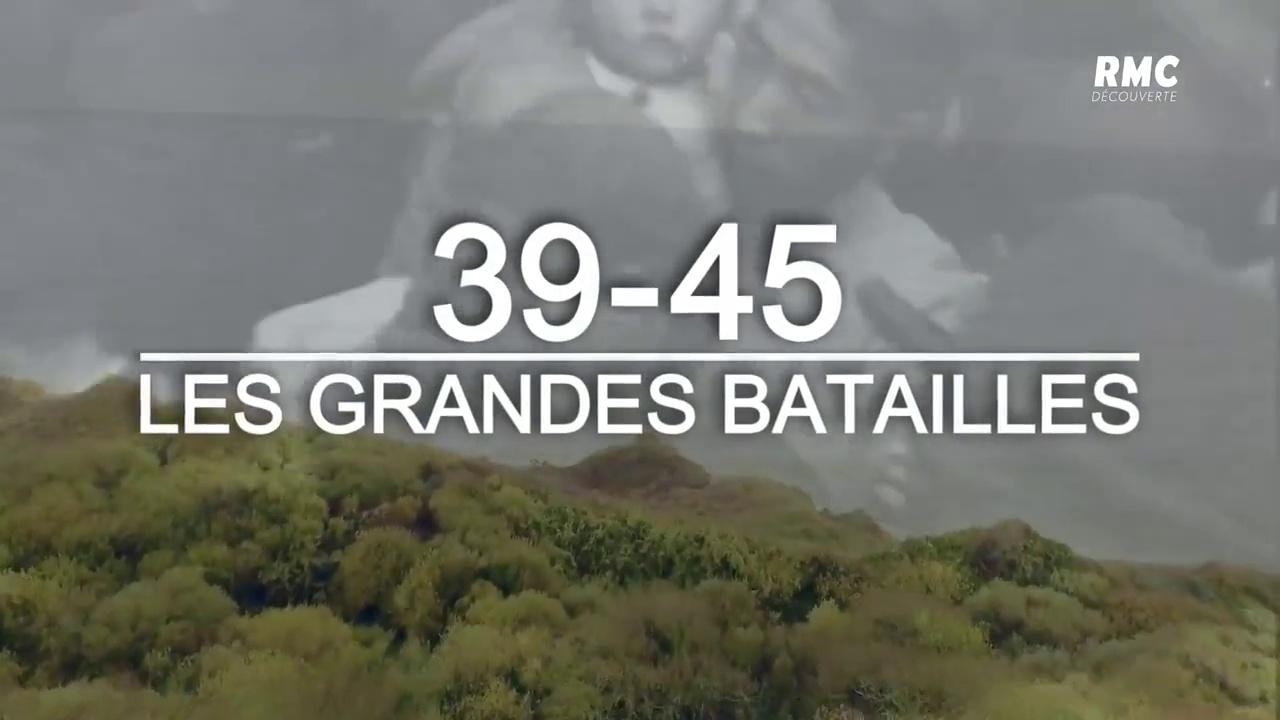 Documentaire 39-45, Les grandes batailles – Sur le front africain