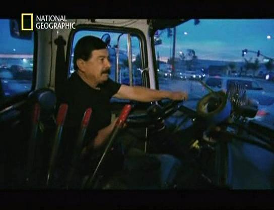 Documentaire La montagne aux ordures