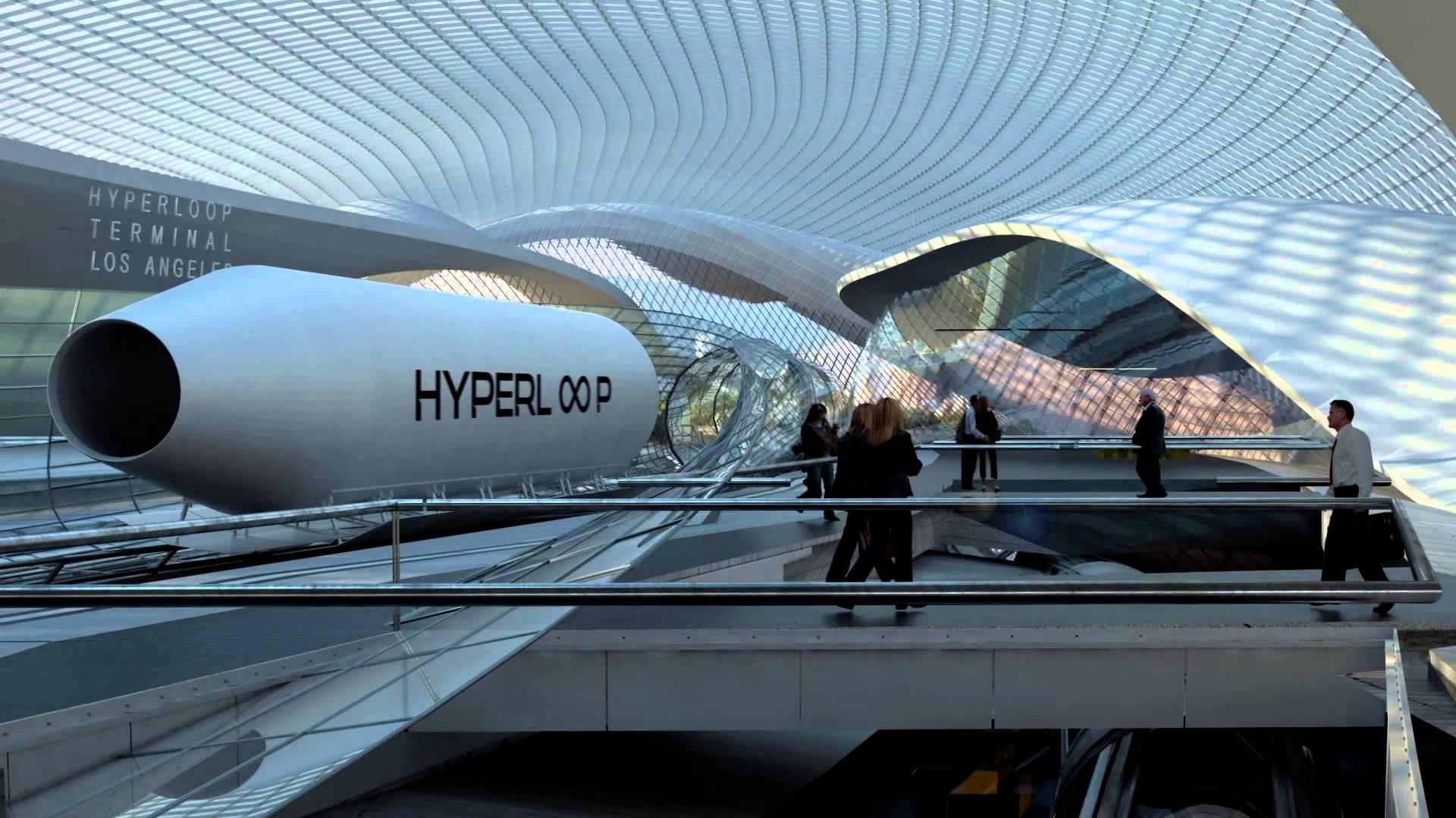 Documentaire Transports du Futur : à la conquête de la vitesse