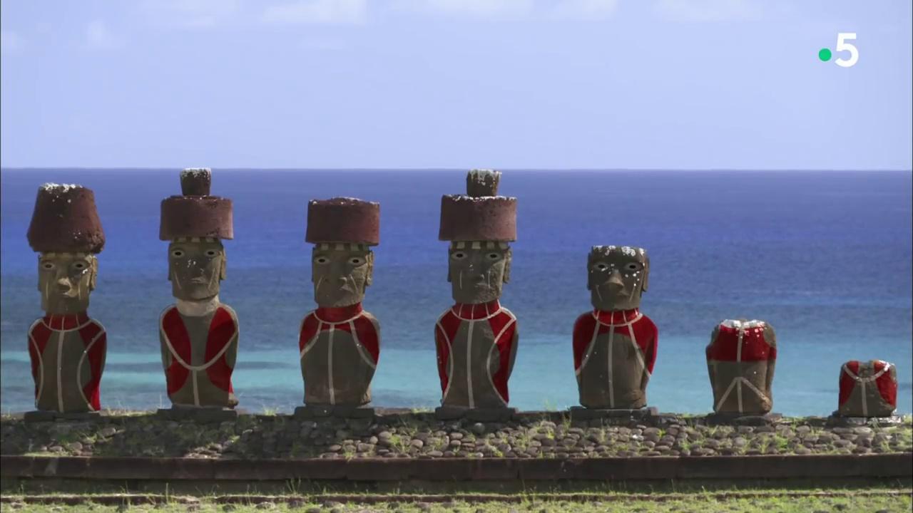 Documentaire Île de Pâques, l'heure des vérités (1/2)