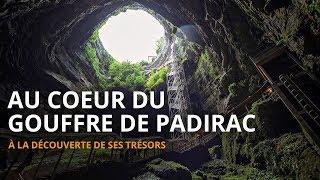 Documentaire L'Esprit Sorcier – Au coeur du gouffre de Padirac