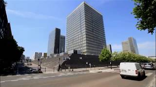 Documentaire Paris rive gauche
