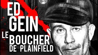 Documentaire Ed Gein, le boucher de Plainfield