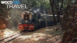 Documentaire L'Inde par les petits trains – Le chemin de fer du Matheran