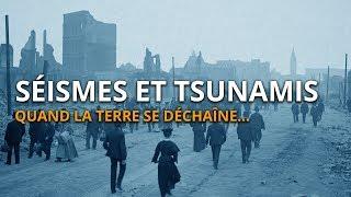 Documentaire L'Esprit Sorcier – Séismes et tsunamis