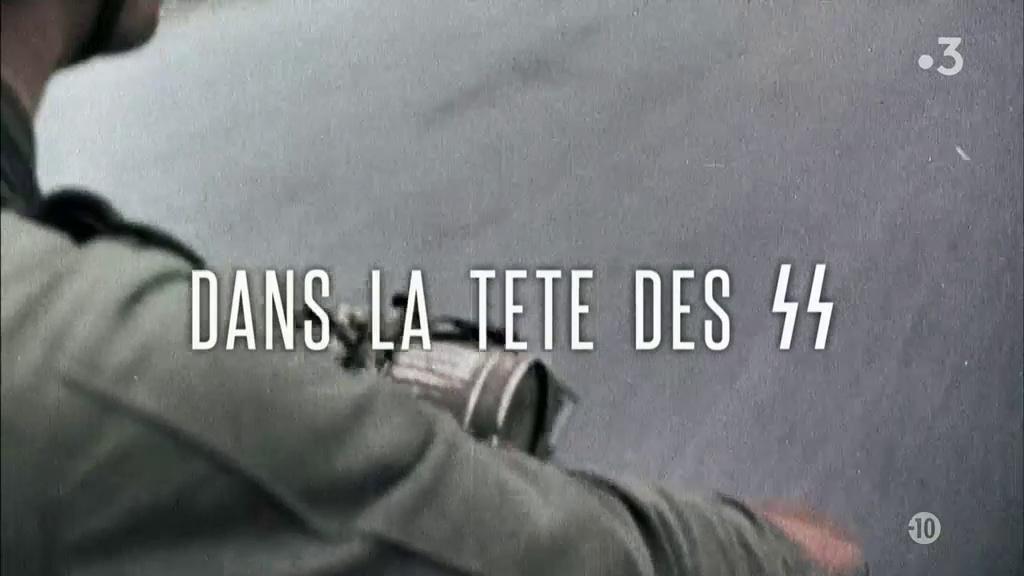 Documentaire Dans la tête des SS (1/2)