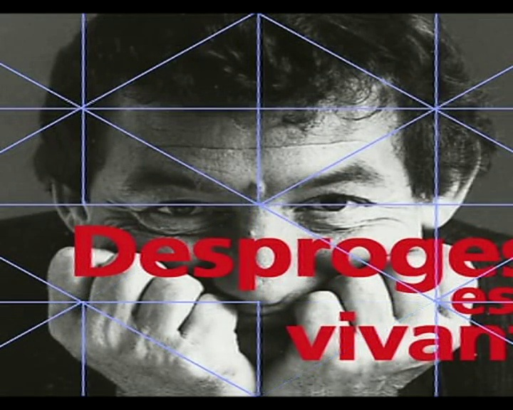 Documentaire Pierre Desproges est vivant (1/2)