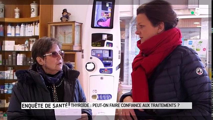 Documentaire Thyroïde, peut-on faire confiance aux traitements ?