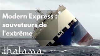 Documentaire Modern Express : sauveteurs de l'extrême