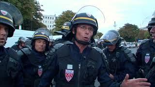 Documentaire CRS : au coeur du danger !