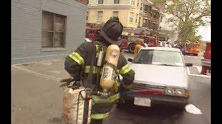 Documentaire Les pompiers du Bronx